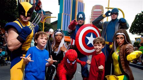 Universal introduces Marvel Character Dinner - Orlando