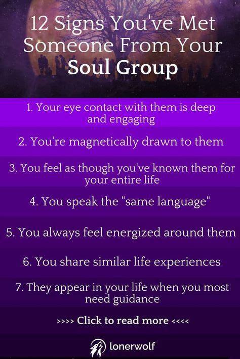 12 Signs You've Met Someone From Your Soul Group