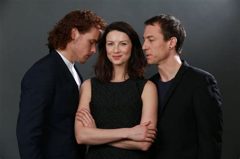 The cast of 'Outlander' brings added dimension to fantasy