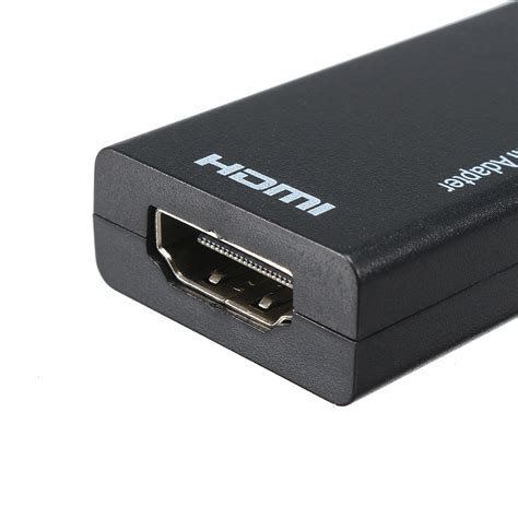 MHL Micro USB To 1080P HDMI HDTV Cable Adapter For Android