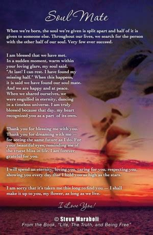 Quotes About Soulmates Finding Each Other