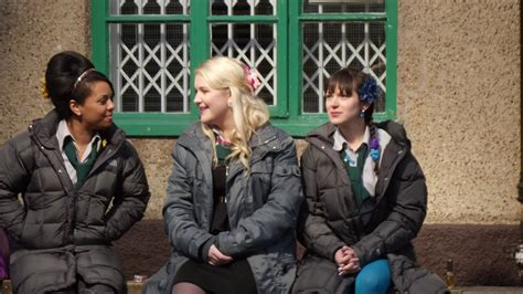 Wolfblood Behind The Scenes Photos « Never Get Off The Bus