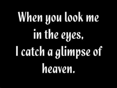 Jonas Brothers - When You Look Me In The Eyes Lyrics